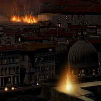 Preview for Matte Painting 101: Lighting Fires