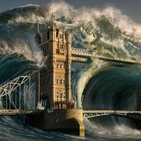 Preview for Create a Devastating Tidal Wave in Photoshop