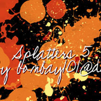 Preview for Splatters