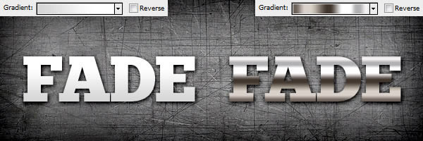 how to make gradient overlay in photoshop
