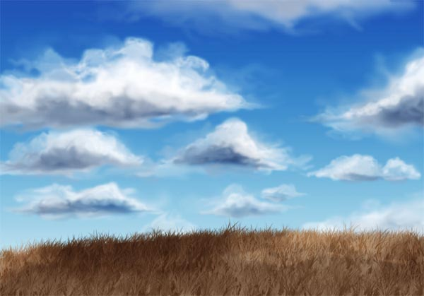 Link toHow to paint clouds with photoshop