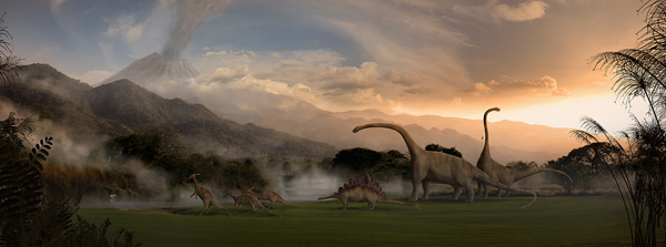 Link toCreate a herd of grazing dinosaurs in photoshop - psd premium tutorial