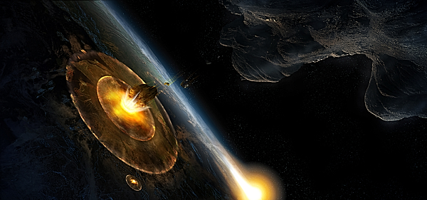 Link toCreate a planetary asteroid impact - psd premium tutorial