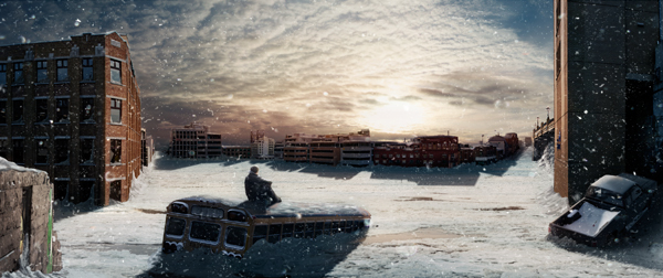 Link toCreate a post apocalyptic panoramic matte painting - psd premium tutorial