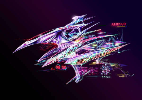 Link toCreate a futuristic touch screen interface illustration in photoshop - tuts+ premium tutorial