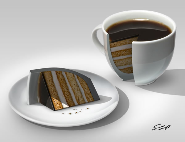 Create a coffee cake photo manipulation – tuts+ premium tutorial