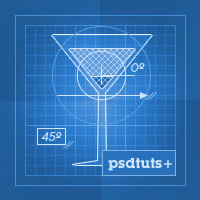 Our favorite tutorials of 2012 create a cocktail blueprint using actions in photoshop malvernweather Gallery