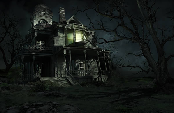 design your own haunted house. Now you know how it s done  why not create your own spooky Halloween photo composition Create a Sinister Haunted House in Photoshop