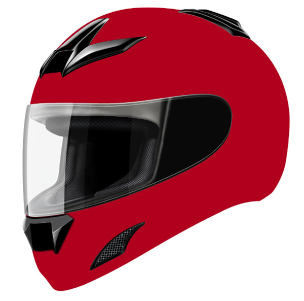 Create a photo realistic motorcycle helmet in photoshop ...