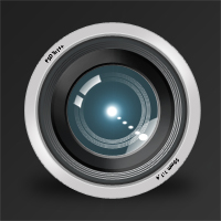Preview for Create a Camera Lens Icon in Photoshop - Screencast