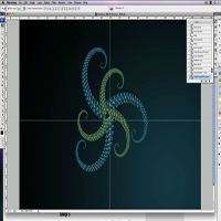 Preview for How to Simulate Fractals in Photoshop Screencast