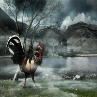261 creature landscape