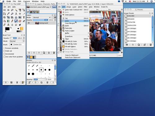 applications like photoshop for mac free