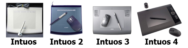 Intuos Evolution