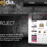 Textured Website
