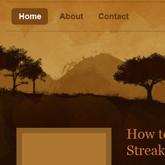 Nature-Inspired Website Tutorial