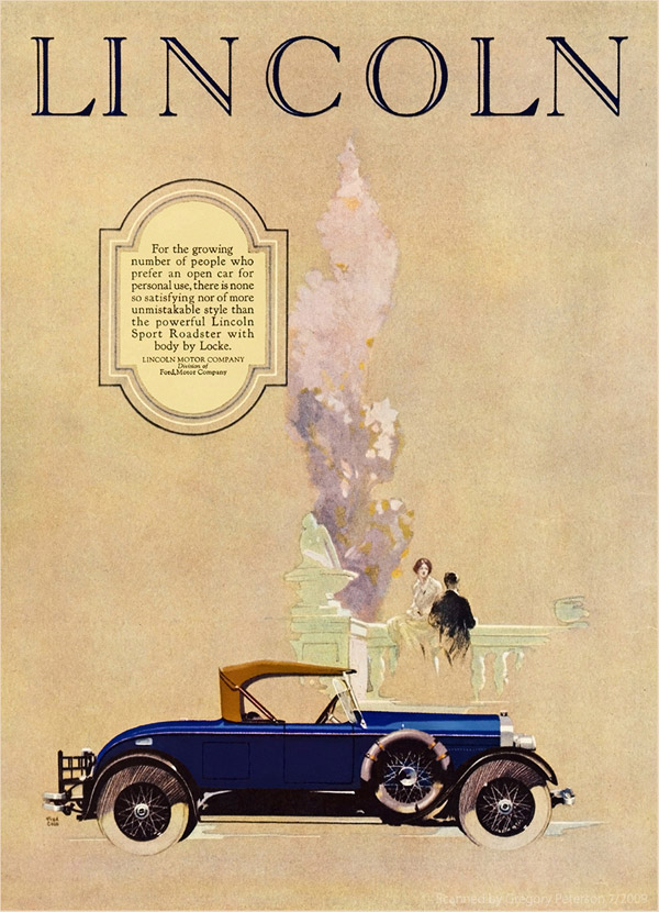 Inspiration: 60+ Vintage Automobile Ads