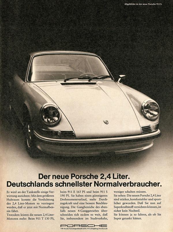 Inspiration 60 Vintage Automobile Ads