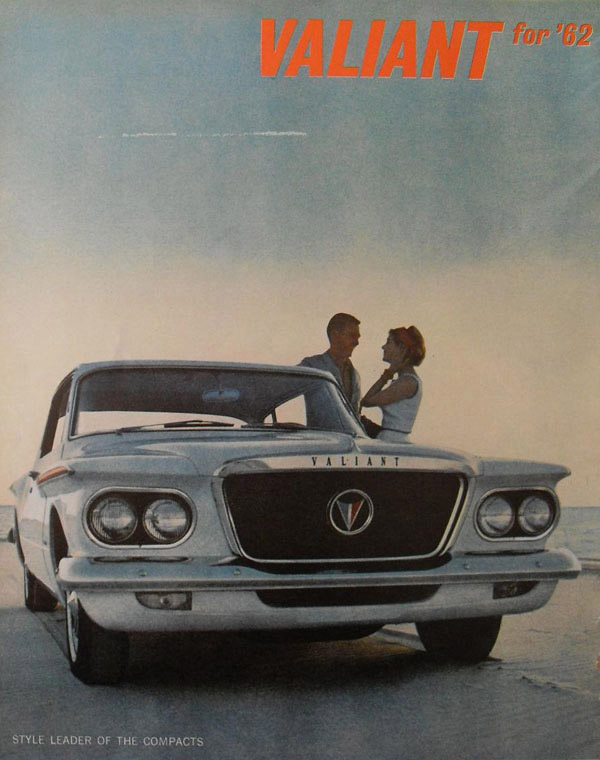 Inspiration 60 vintage automobile ads valiant 1962 fandeluxe Images