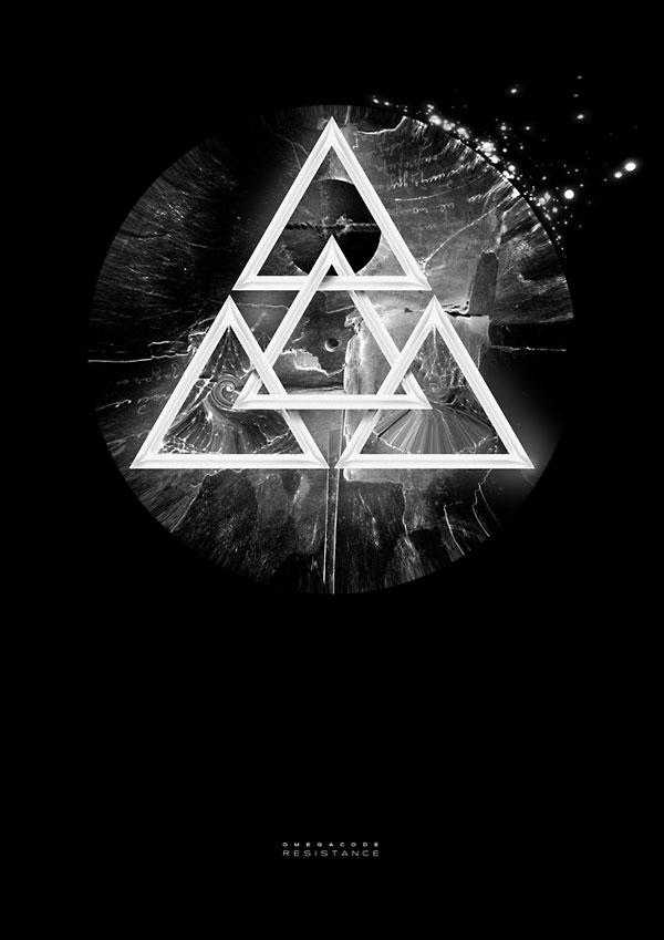 что, картинки с треугольниками и крестами команді