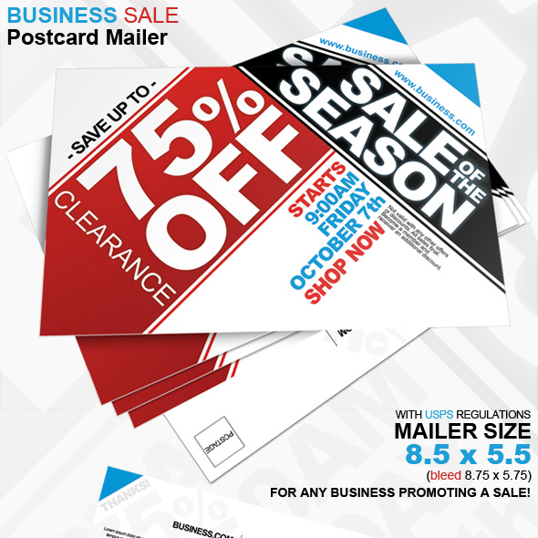 20 Outstanding GraphicRiver Flyers and Posters – Sale Flyer Design