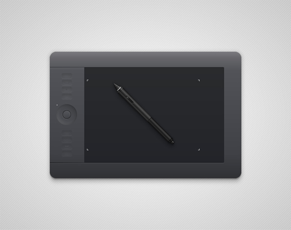 Link toHow to create a semi-realistic graphics tablet in adobe illustrator
