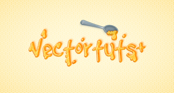 Link toHow to create a detailed honey text effect in adobe illustrator