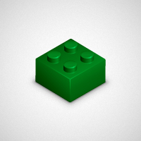 Preview for How to Create a 3D Lego Text Effect in Adobe Illustrator