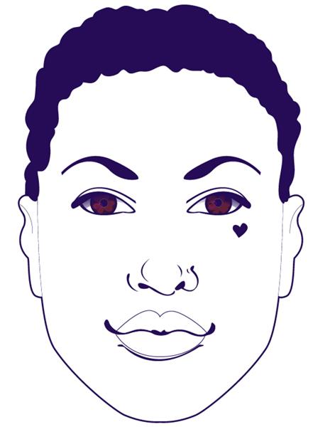 Skin Tones for the Lighter SkinnedDifferent Skin Tones On Face