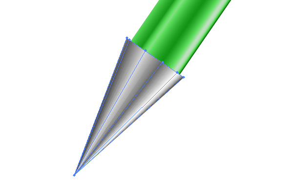 how to draw a pencil in illustrator