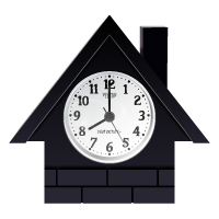 Preview for How to Create a Vector House Shaped Clock in Illustrator
