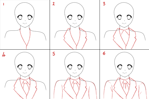 creating a vector anime character in adobe photoshop part 1