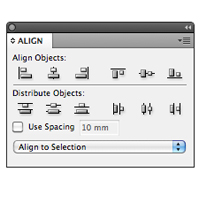 Preview for Quick Tip: How to Use the Align Panel in Adobe InDesign