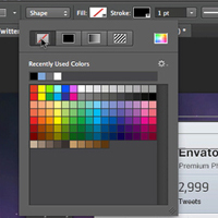 Preview for Working With Vectors is Easy in Photoshop CS6