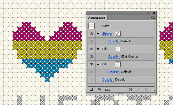 how to create blushing effect on illustrator