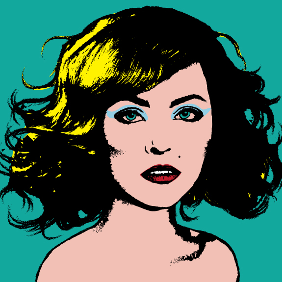 Häufig How to Create an Andy Warhol Inspired Pop Art Portrait in Illustrator AS32