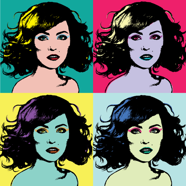 Link toHow to create an andy warhol inspired pop art portrait in illustrator
