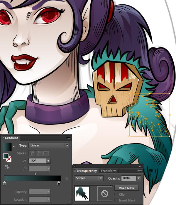 Vampiress_Voodoo_Arm_Details