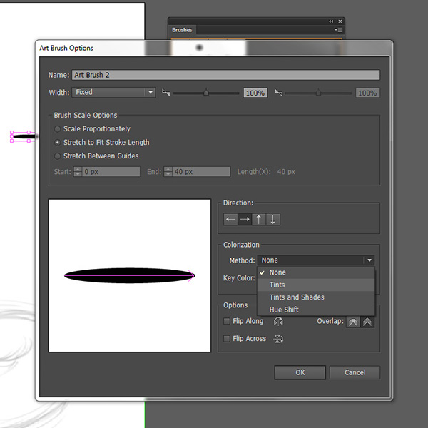 worm-art-brush-settings