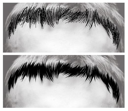 Create a Dramatic Back-Lit Male Portrait in Adobe Illustrator