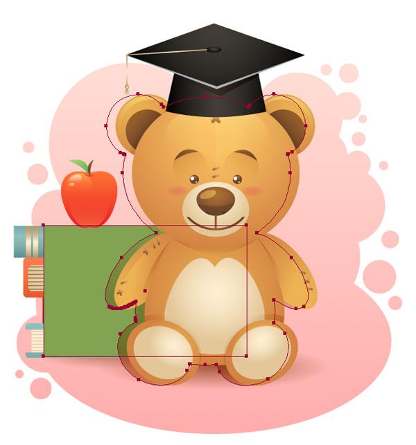 118_Teddy_Bear_shadow