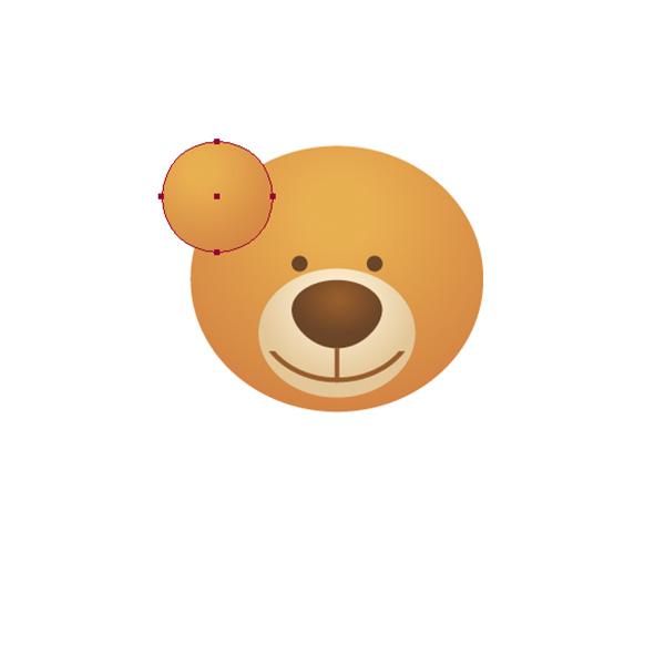 Teddy Bear Head Drawing 11_teddy_bear_head_ear