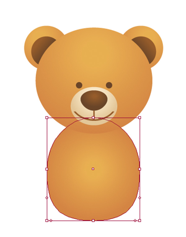 Cute Teddy Bear Barrel Honey Spoon Stock Vector (Royalty Free) 658992415