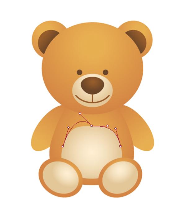 Brittany Stuffed Animal, Create A Simple School Teddy Bear In Adobe Illustrator