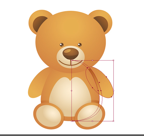 50_Teddy_Bear_head_arm_shadow