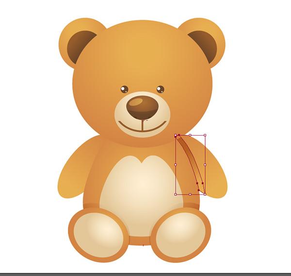 51_Teddy_Bear_head_arm_shadow