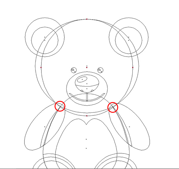 Teddy Bear Head Drawing 56_teddy_bear_head_head_shadow