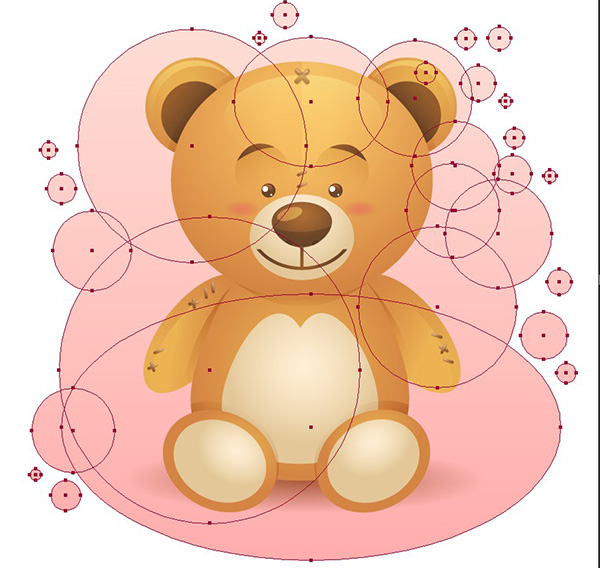 91_Teddy_Bear_background