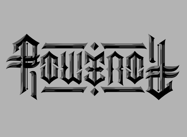 Link toHow to create a gothic ambigram using adobe illustrator