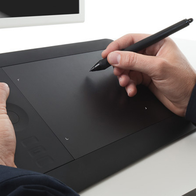 Graphics tablet 400x400